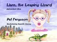 Liam the Leaping Lizard Bk 1 by Pat Ferguson