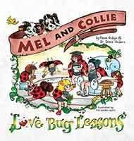 Mel and Collie by Nana Robyn and Dr Dane Anders