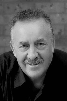 Author Mick Dwyer