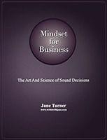 Mindset for Business by Jane Turner