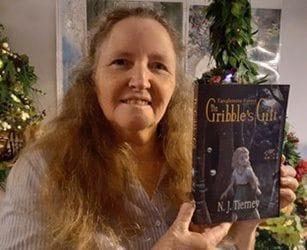 Author Nicola Tierney