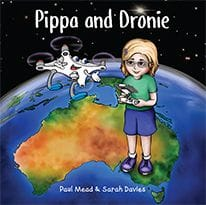 Pippa and Dronie by Paul Mead and Sarah Davies