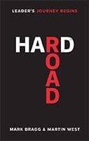 Hard road by Mark Braggs and Martin West