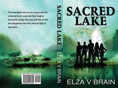 Publicious - sample book cover design