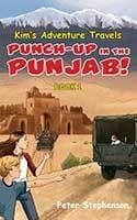 Punch-up in the Punjab! by Peter Stephenson