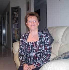 Rita Dunlop -author of Little Grandma's Choices.