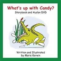 What's up with Candy by Marie Kerwin