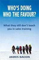 Who's Doing Who the Favour? by James Bacon
