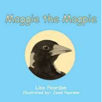 Maggie the Magpie by Lisa Peardon