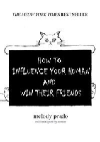 How to Influence your Human... by Melody Prado