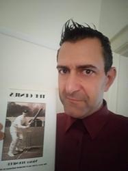 Renato Carini - author of The Genius