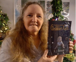 Nicola Tierney author The Gribble's Gift
