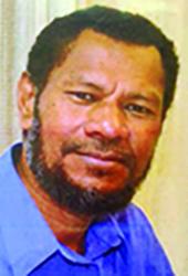 Macquin Kilagi Maino, PhD - author ofMore Than A Fisherman