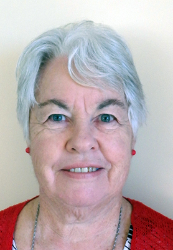 Fran Flemming author ofA POWs Letters
