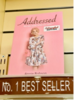 Addressed No1 Bestseller