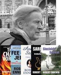 Author Robert Ennever