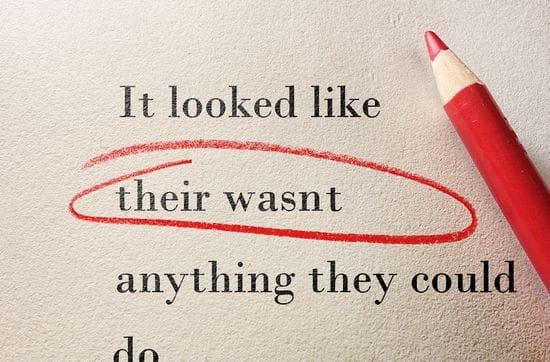 Grammar Guru: 11 Grammar Mistakes Prevalent in Web Copy