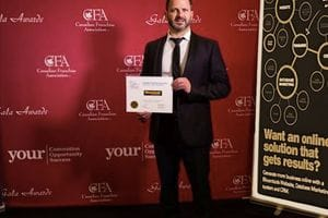 Bloomtools Canada Receives Franchisees' Choice Designation at CFA National Convention