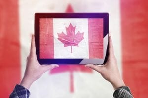 Canadian Internet Usage in 2019