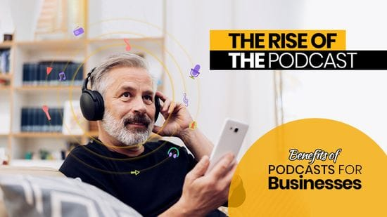Podcasting is on the Rise