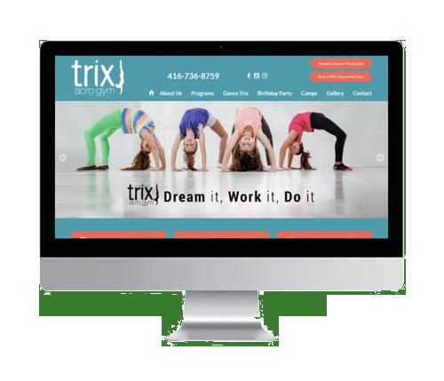 Trix Acro Gym