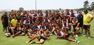 SWSAS closely defeated by WA in 'Coast to Coast Rugby League Challenge'