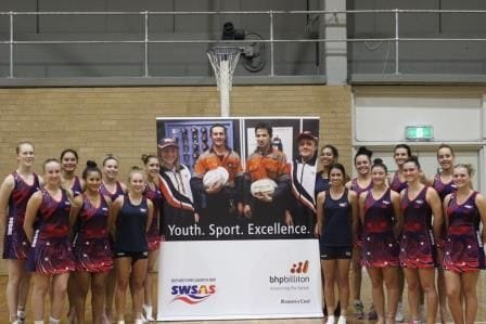'BHP Billiton - Illawarra Coal' Inter-Academy Netball Challenge