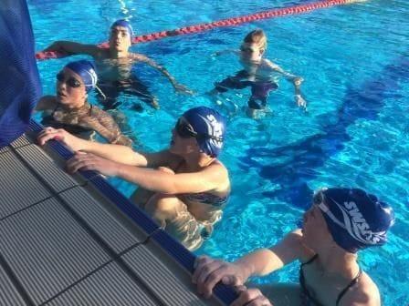 Junior triathlon in Macarthur