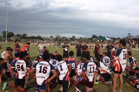 Juniors showcase HOT rugby league Talent at Academy Trials