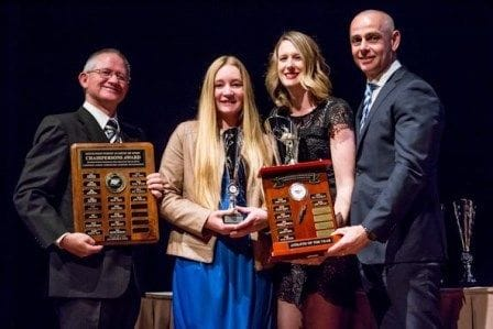 Amazing 'South West Sydney Academy of Sport' awards night