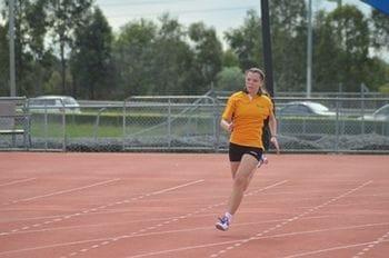 Lone star athlete is shining bright