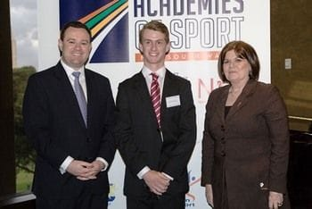 Local Academy Athletes Represent State at NSW Parliament House