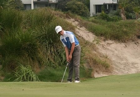 Current Academy Golf Athletes Acknowledged