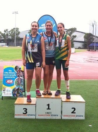 Region Breeds Athletics Stars
