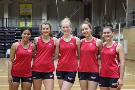 Academy Netballers contracted to Premier League