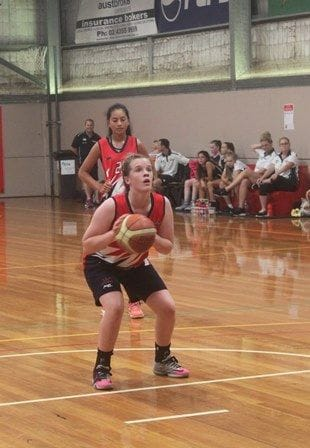 Academy Basketballers against State's best