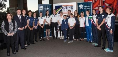 Regional Athletes Celebrated