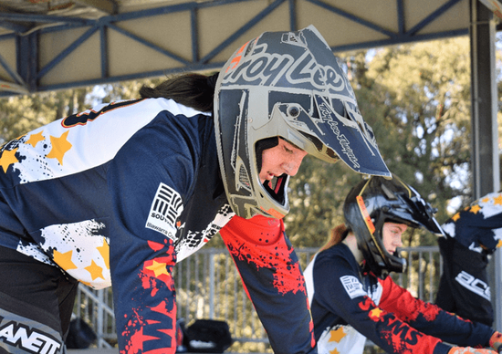 SWSAS BMX Riders Back on Track in Hunter NSW