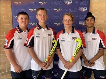 Academy Wests Future Stars Hockey Score State Representation