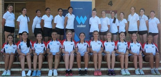 Netball 'Walkers' Into The New Year