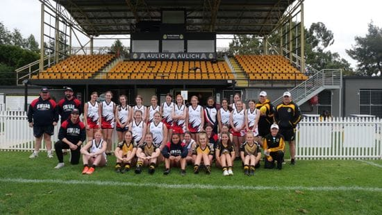 AFLW Ready to Kick Off At Academy Games