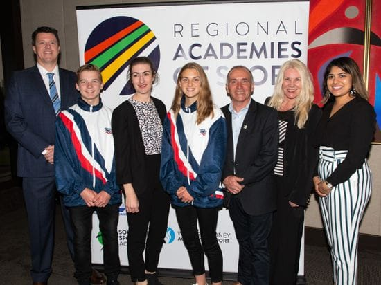 NSW 'Heads of Sport' to strategise with Regional Academies of Sport at Talent Pathway Summit