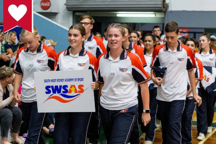 Partners and Donations | South West Sydney Academy of Sports