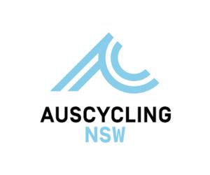 AUS Cycling NSW Logo