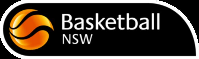 Basketball NSW | Logo | South West Sydney Academy of Sport | Back and Orange Logo