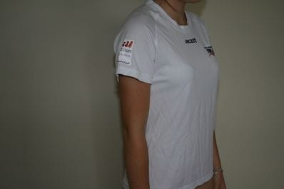 Girls Training Shirt