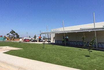Commercial artifical grass Melbourne