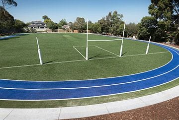 synthetic sports surfaces Melbourne