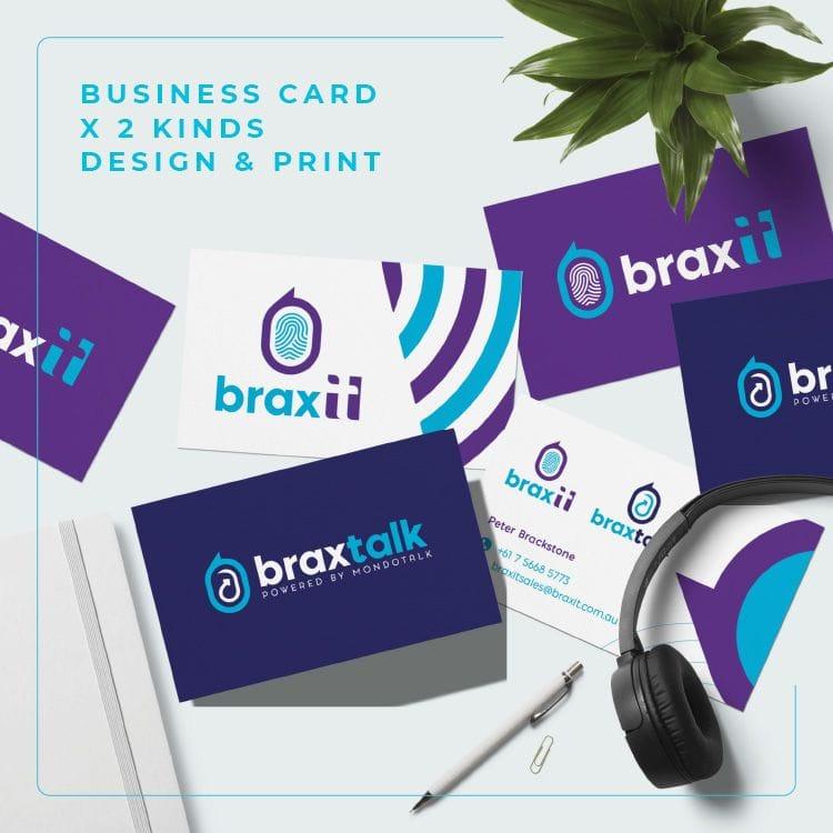 bulk business cards brisbane