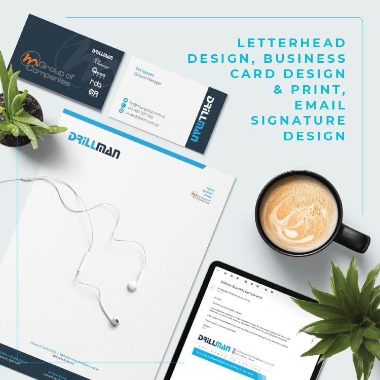 business card graphic designers